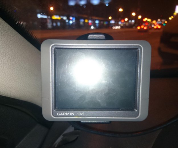 Навигатор nuvi 200. Фото 2. Санкт-Петербург.