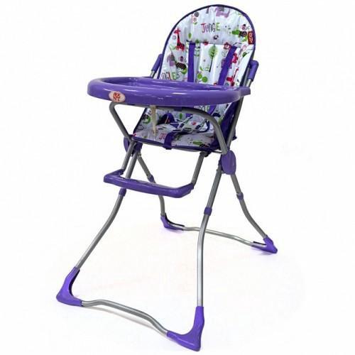 Детский стульчик fredo, сиреневый, доставка. Фото 1. Краснодар.