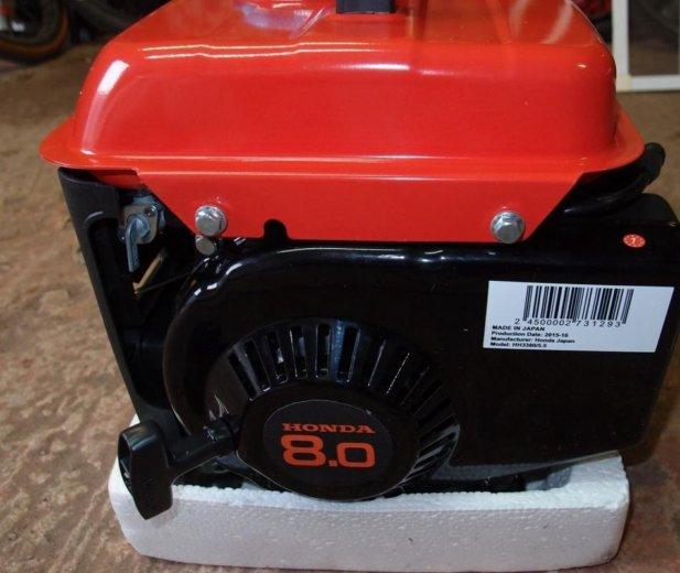 Бензиновый электрогенератор бензоагрегат honda. Фото 1. Краснодар.