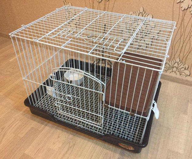 Клетка для кролика. Фото 2. Московский.