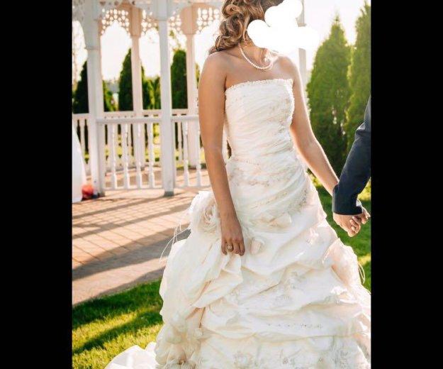Свадебное платье. Фото 1. Новочеркасск.
