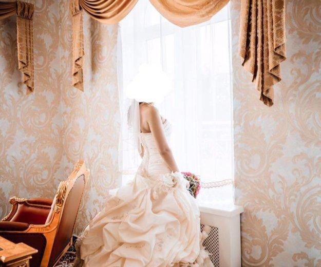 Свадебное платье. Фото 4. Новочеркасск.