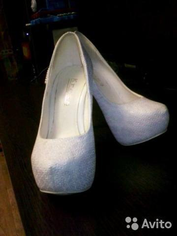Свадебные туфельки. Фото 1. Руэм.