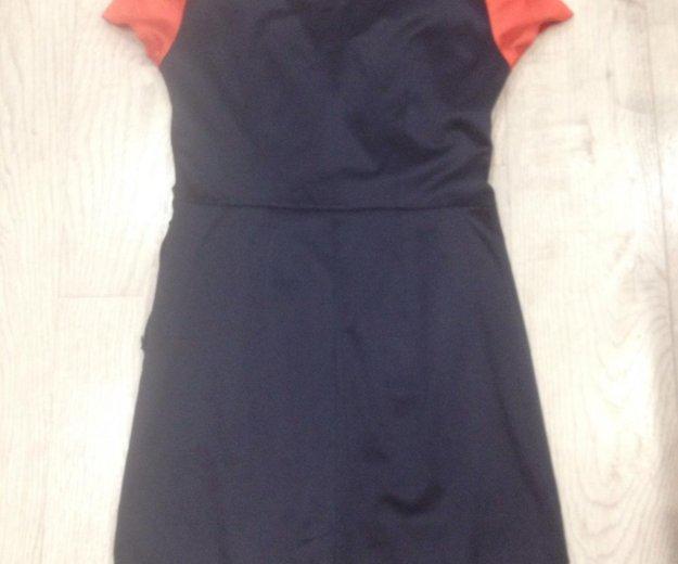 Платье атласное. Фото 3. Волжский.