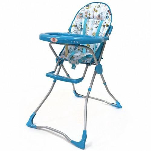 Новый стульчик fredo, голубой, доставка. Фото 1. Краснодар.