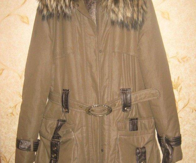 Пальто зимнее. Фото 1. Архангельск.