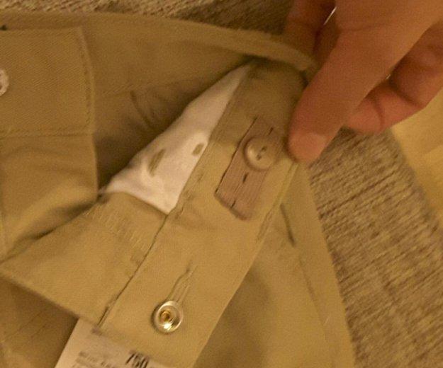 Новые брюки-чиносы для мальчика на 2 годика. Фото 3. Москва.