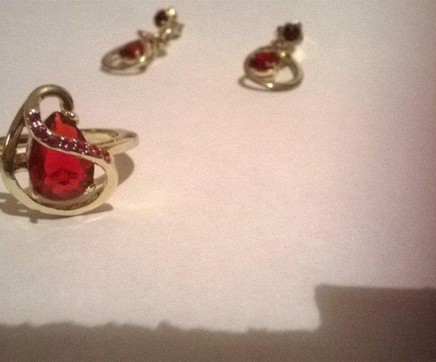 Серьги и кольцо. Фото 2. Липецк.