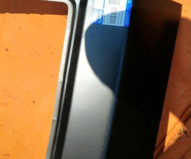 Крышка багажника на ваз2109. Фото 1. Тула.