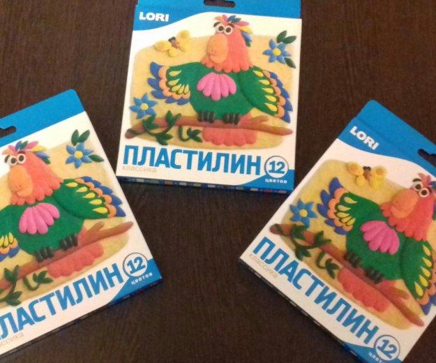 Пластилин. Фото 1. Зеленоград.
