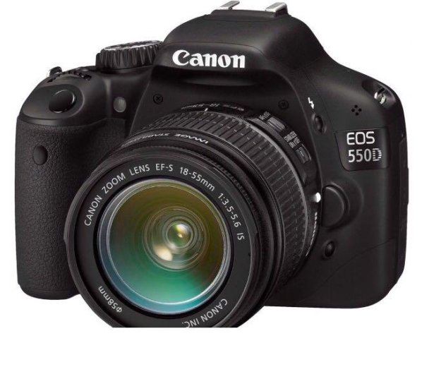 Canon eos 550d. Фото 1. Реутов.