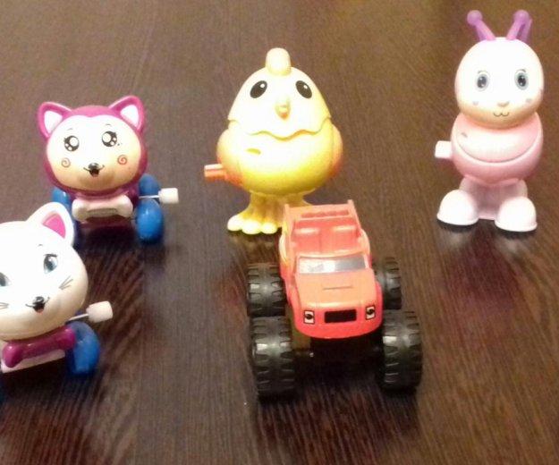 Заводные игрушки. Фото 1. Зеленоград.