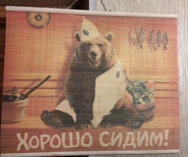 Панно банное. Фото 3. Москва.
