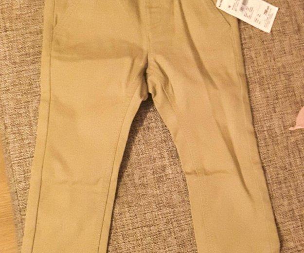 Новые брюки-чиносы для мальчика на 2 годика. Фото 1. Москва.