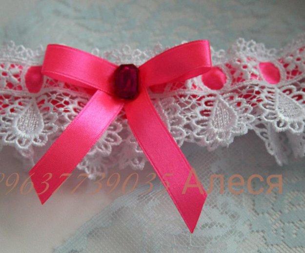 Подвязка невесты. Фото 1. Климовск.