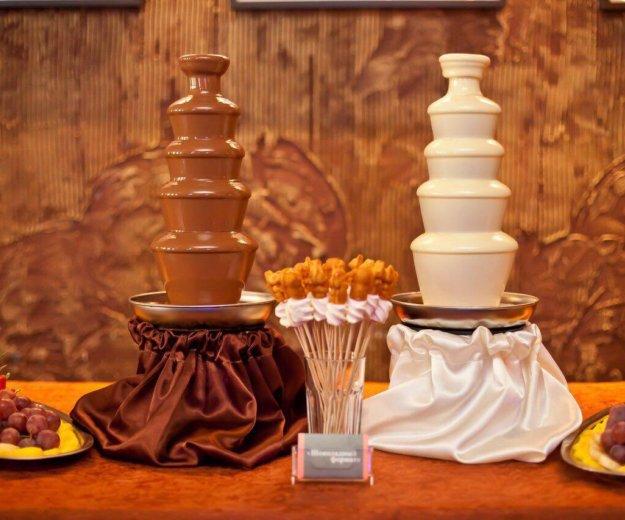 Шоколадный фонтан. Фото 3. Сертолово.