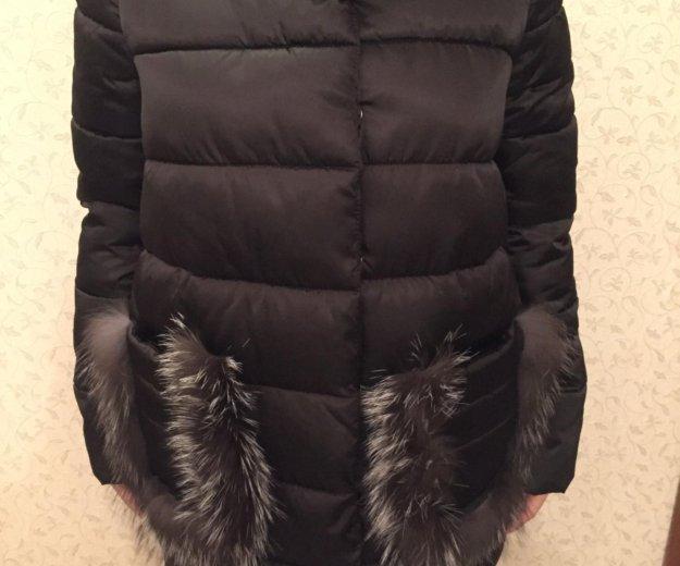 Стильное пальто. Фото 1. Москва.