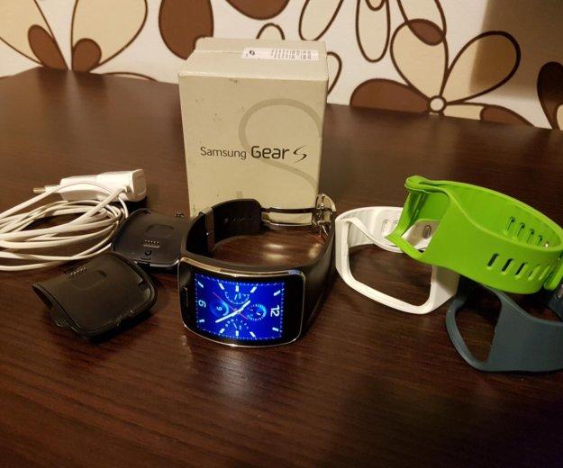Samsung gear s. Фото 4. Калининград.