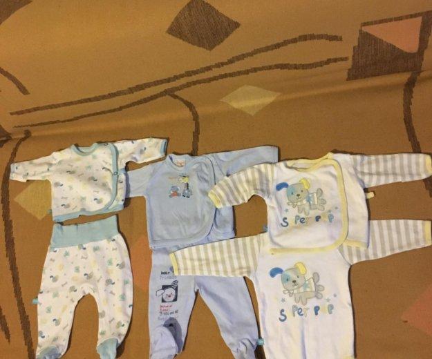 Пакет детских вещей 56-74 см. Фото 3. Московский.