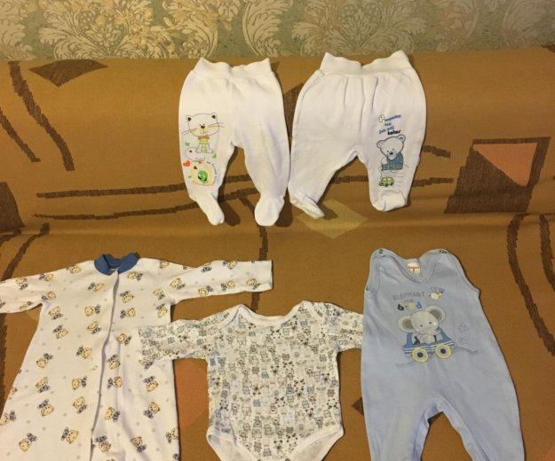 Пакет детских вещей 56-74 см. Фото 2. Московский.