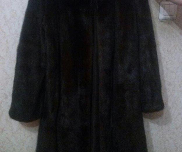 Шуба норковая. Фото 1. Балашиха.