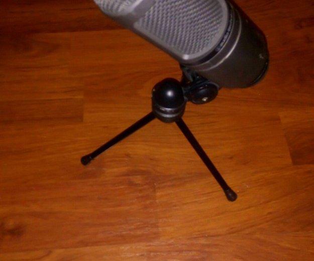 Студийный микрофон audio technica a2020. Фото 2. Санкт-Петербург.