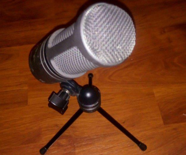 Студийный микрофон audio technica a2020. Фото 1. Санкт-Петербург.