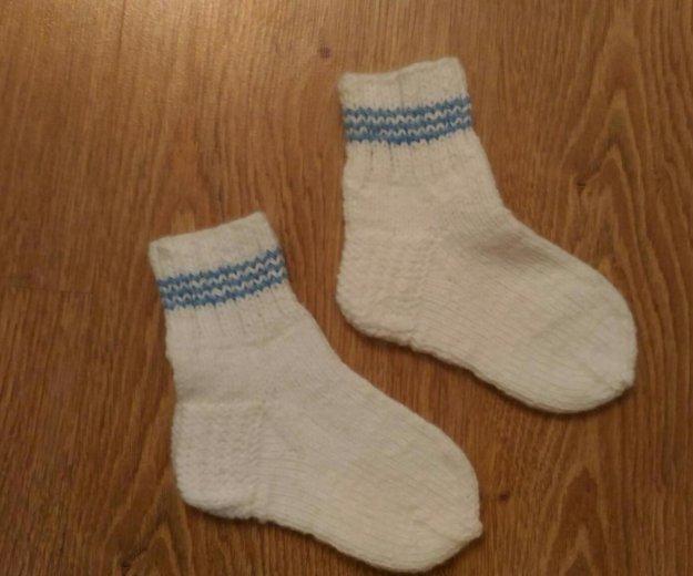 Носки вязаные. Фото 1. Уфа.