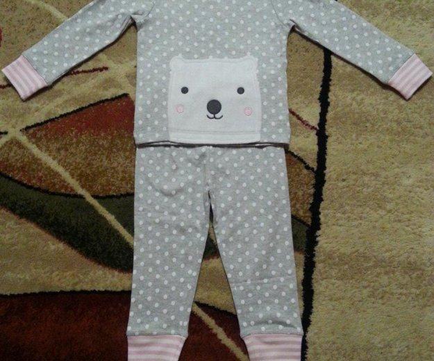 Пижама новая mothercare р92. Фото 1. Хотьково.