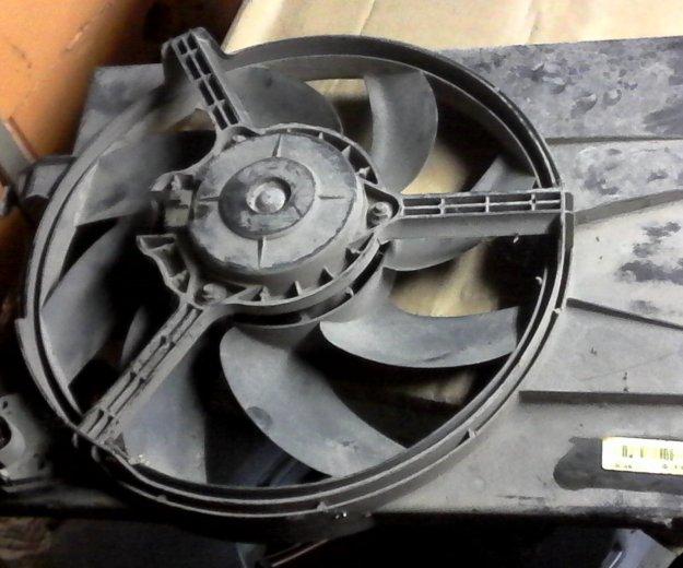Вентилятор на форд. Фото 1. Самара.