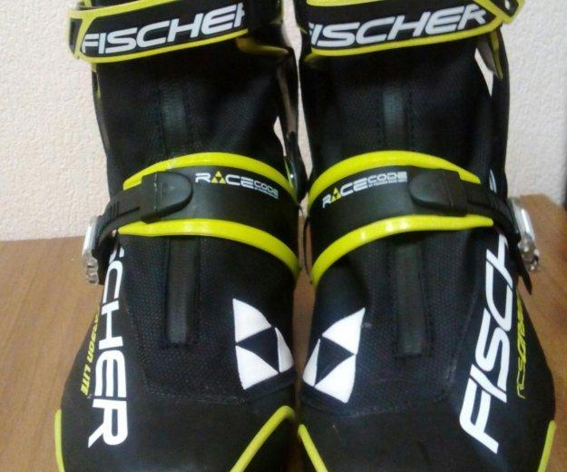 Лыжные ботинки. Фото 2. Мурманск.