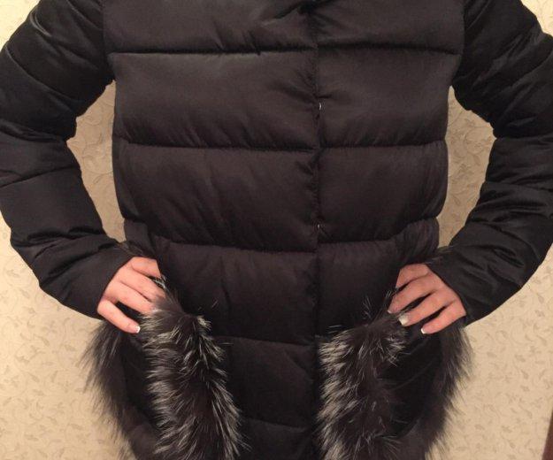 Стильное пальто. Фото 3. Москва.