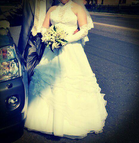 Свадебное платье. Фото 1. Тверь.