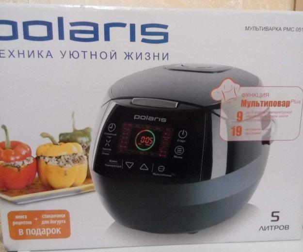 Мультиварка polaris pmc 0519d. Фото 1. Москва.
