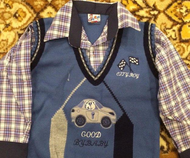 Кофта-рубашка. Фото 3. Москва.