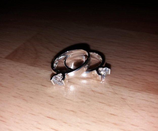 Кольца серебрянные. Фото 1. Новый Уренгой.