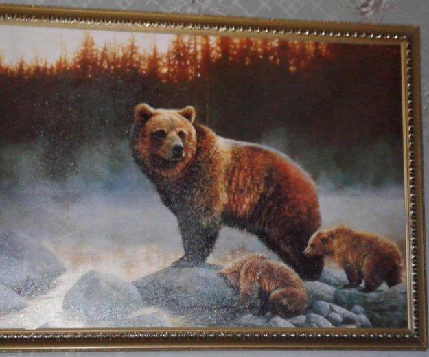 Картина на холсте. Фото 1. Комсомольск-на-Амуре.