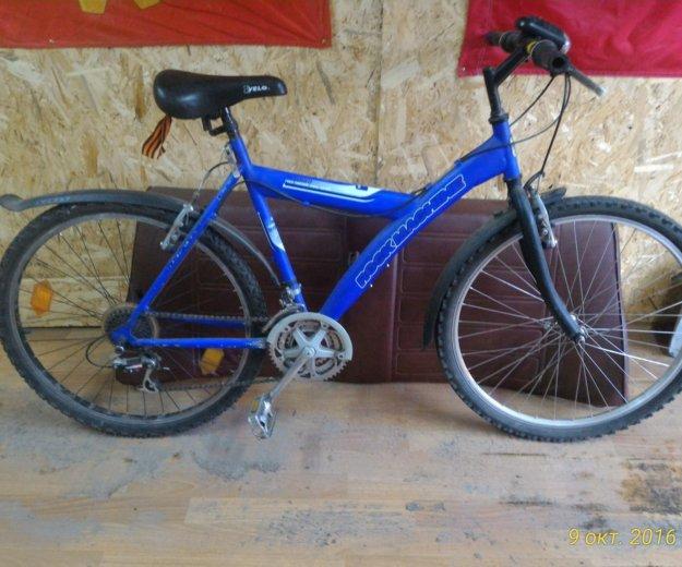 Велосипед rock machine. Фото 1. Балашиха.