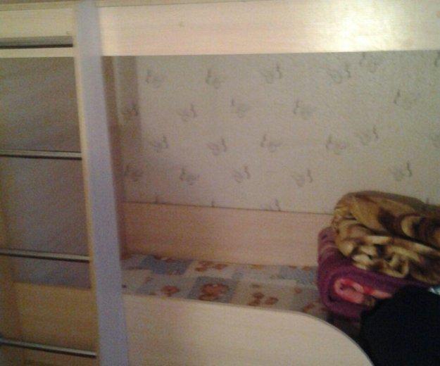 Двухспальная кровать, цвет ольха. Фото 1. Дудинка.