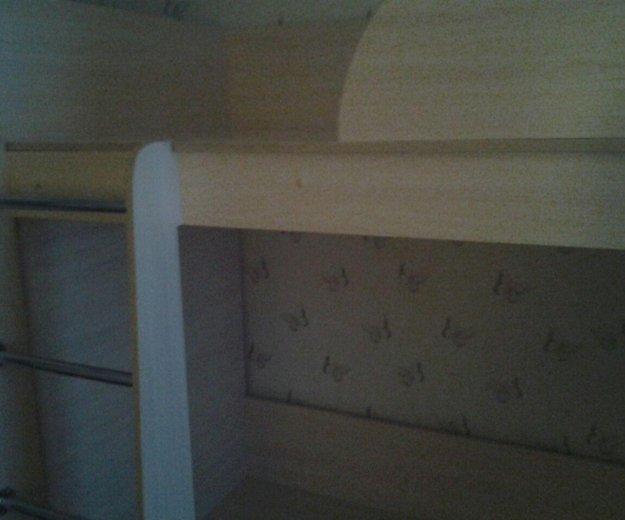 Двухспальная кровать, цвет ольха. Фото 2. Дудинка.