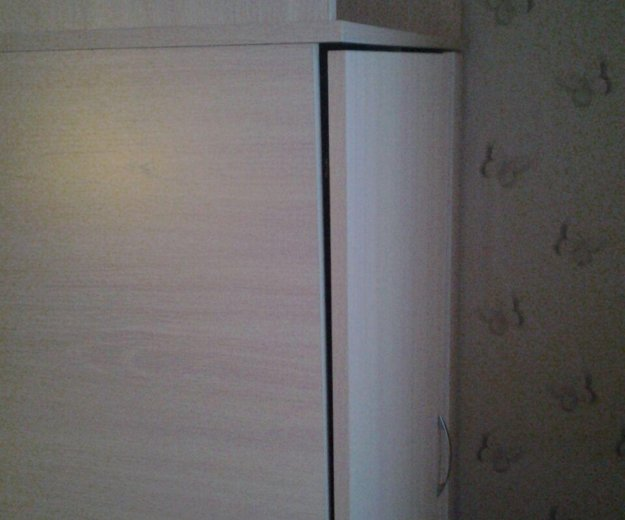 Двухспальная кровать, цвет ольха. Фото 3. Дудинка.