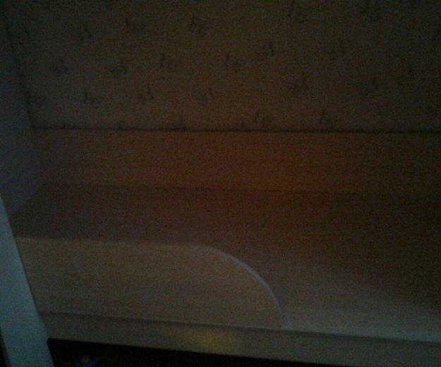 Двухспальная кровать, цвет ольха. Фото 4. Дудинка.