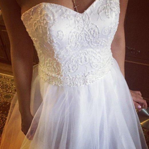 Новое свадебное платье. Фото 2. Санкт-Петербург.
