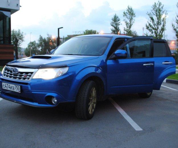 Subaru forester sti ts. Фото 1. Мытищи.