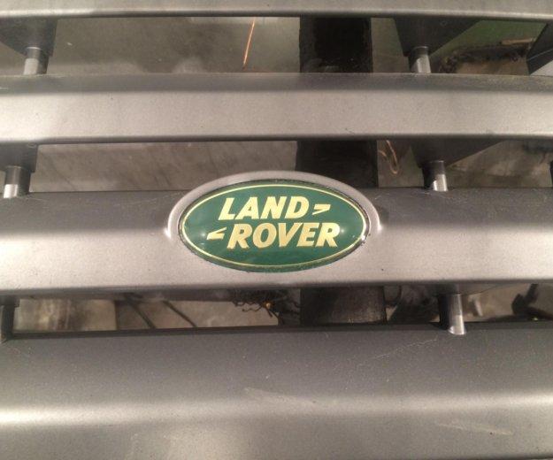Передняя решётка радиатора от range rover vogue. Фото 2. Шлиссельбург.