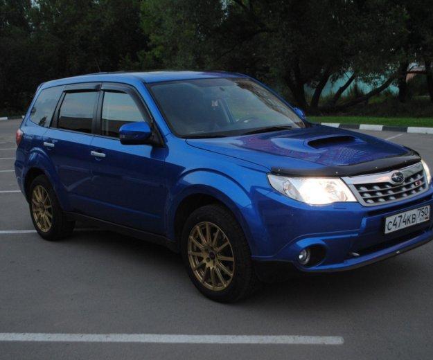 Subaru forester sti ts. Фото 3. Мытищи.