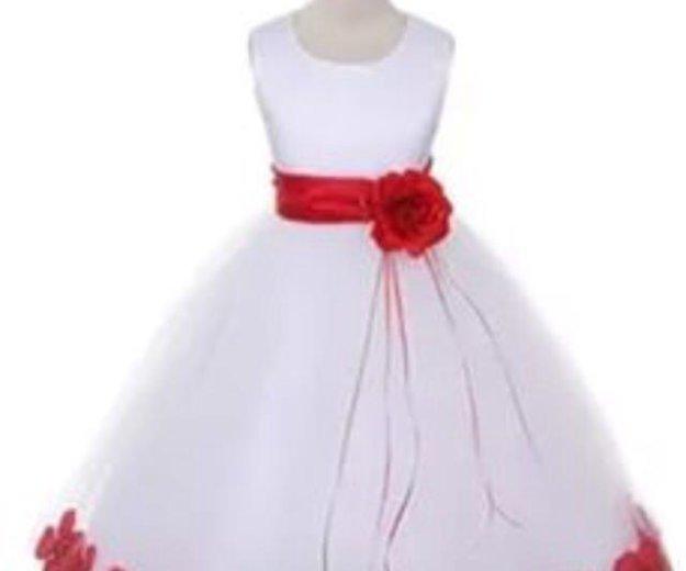 Платье для девочки на праздник. Фото 2. Балашиха.