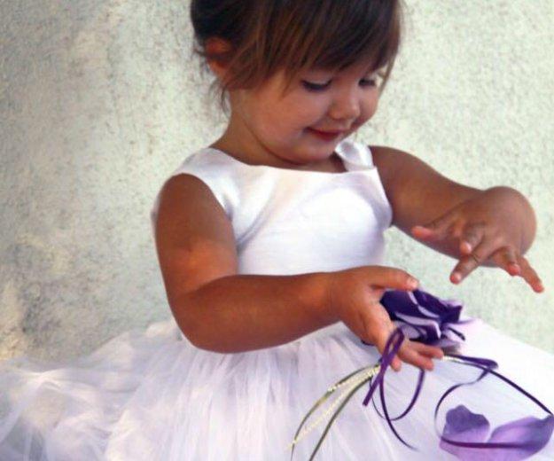 Платье для девочки на праздник. Фото 1. Балашиха.