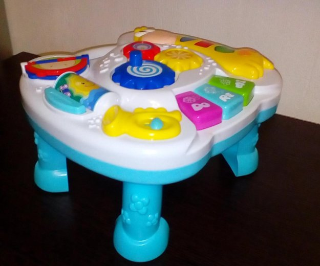 Музыкальный развивающий столик. Фото 3. Кострома.
