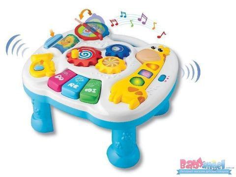 Музыкальный развивающий столик. Фото 4. Кострома.